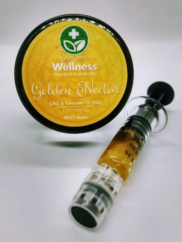 Golden Nectar CBD