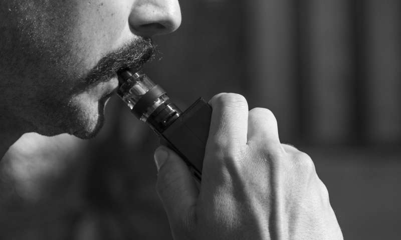 cannabis vaping illness