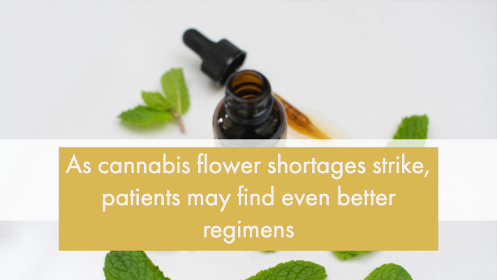 cannabis flower shortages